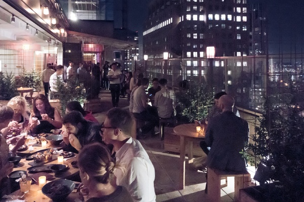 Photo of NYC / Tri-State event space venue Kimoto Rooftop's Terrace