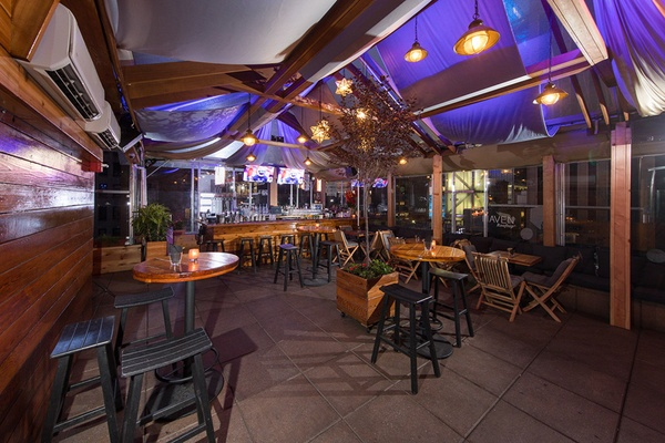 Photo of NYC / Tri-State event space venue Haven Rooftop & Tender Restaurant at the Sanctuary Hotel's Rooftop Full Buyout