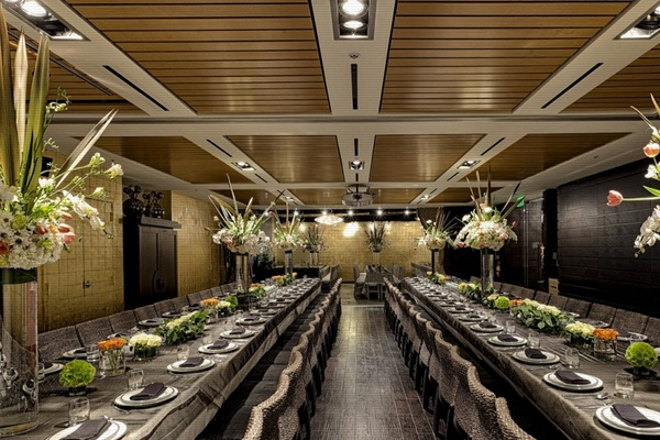 Photo of San Francisco event space venue Osha Thai - Embarcadero's Banquet Room