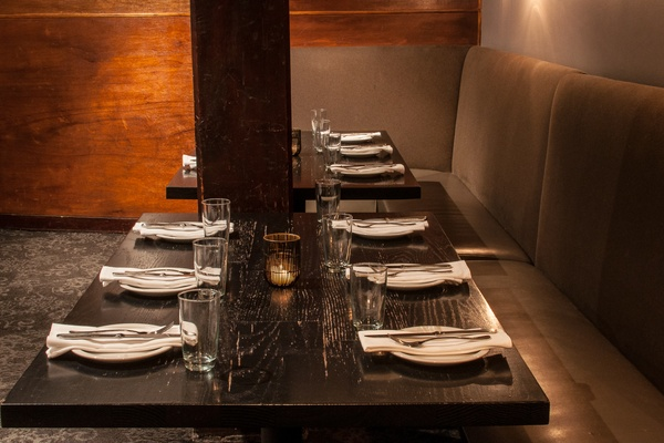 Photo of San Francisco event space venue Beretta's Downstairs Dining Room: Two Tables 604 & 605