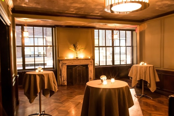 Photo of NYC / Tri-State event space venue The Monarch Room's Private Dining Room Buy-Out