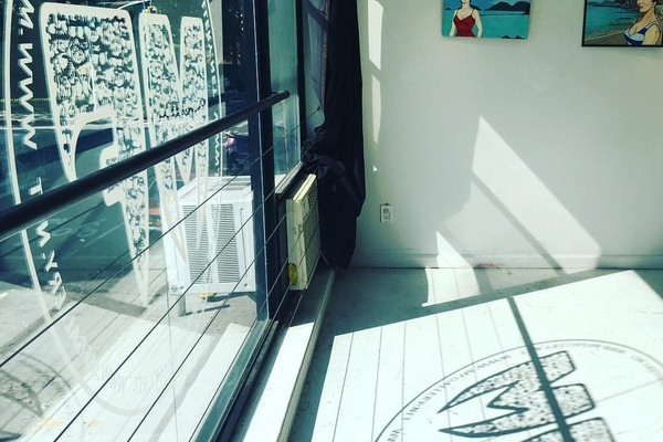 Photo of NYC / Tri-State event space venue MF Gallery's Sunny Gallery Space