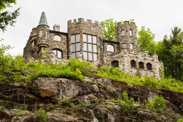 Photo of Upstate New York event space venue Highlands Castle's Highlands Castle 'The Great Hall'