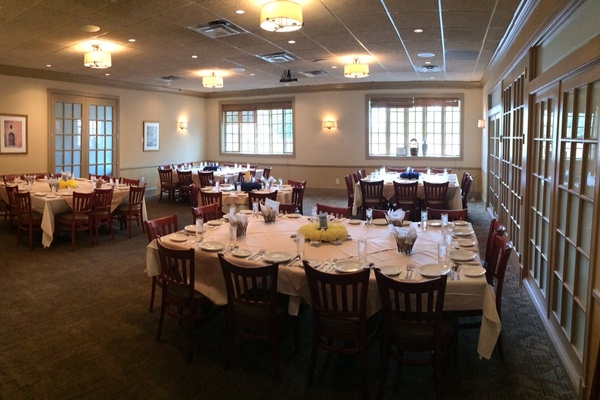 Photo of DC / MD / VA event space venue Fazzini's Taverna's Large Private Dining Room