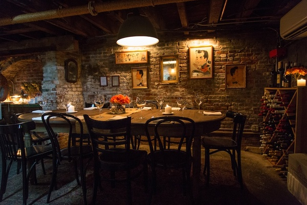 Photo of NYC / Tri-State event space venue Fedora's Private Dining Room