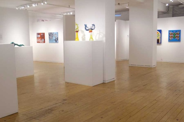 Photo of NYC / Tri-State event space venue White Space Chelsea at Agora Gallery's Full Venue