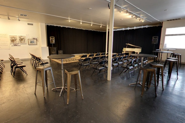 Photo of Chicago event space venue Elastic Arts Foundation's Elastic Arts Space