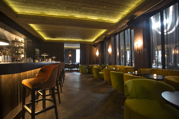 Photo of Chicago event space venue Maple & Ash's The Lounge