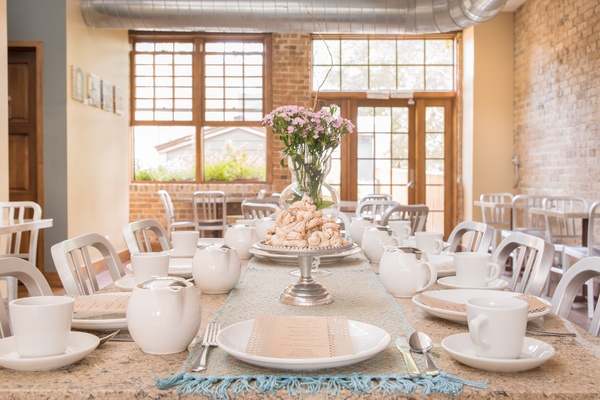 Photo of Chicago event space venue Floriole's Private Space