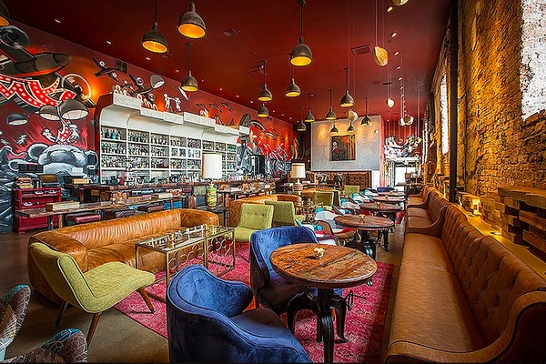 Photo of Chicago event space venue Fulton Market Kitchen's The Lounge
