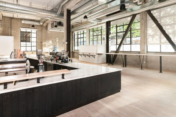 Photo of San Francisco event space venue Galvanize's Cafe