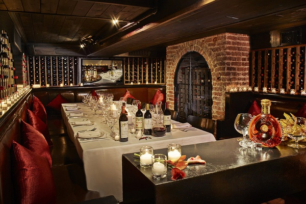 Photo of NYC / Tri-State event space venue Philippe's Downstairs: (Marquis Wine Cellar 80+)