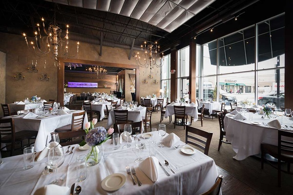 Photo of Chicago event space venue Cafe Amano's Full Venue