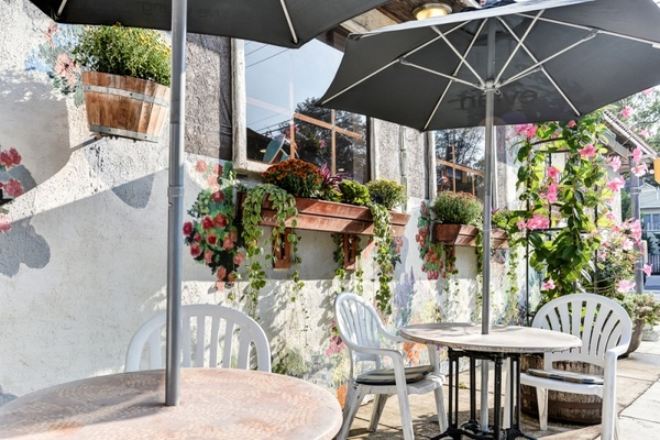 Photo of DC / MD / VA event space venue Le Vieux Logis's Patio