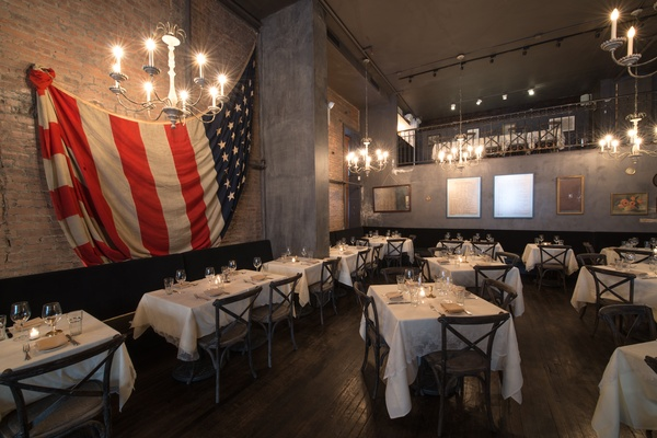 Photo of NYC / Tri-State event space venue Harding's's Main Dining Room