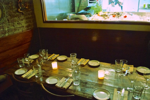 Photo of NYC / Tri-State event space venue Cacio e Vino's Chef's Table