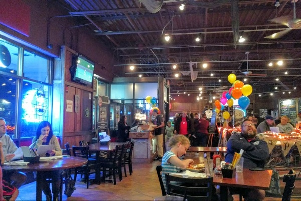 Photo of Chicago event space venue Tap House Grill - St. Charles's Main Space Buyout