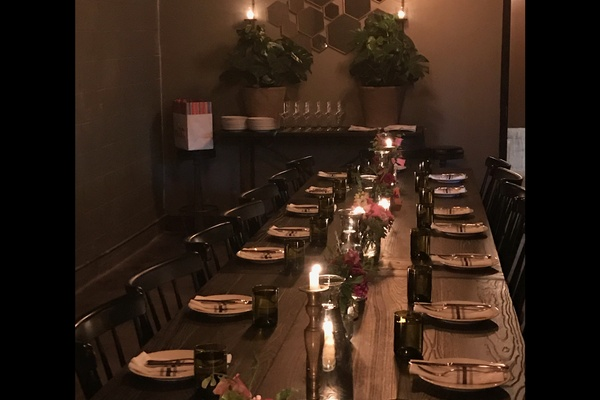 Photo of Chicago event space venue Split-Rail's Private Dining Room