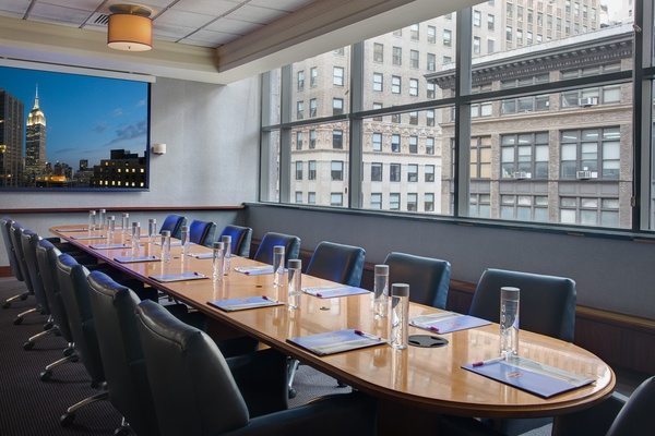 Photo of NYC / Tri-State event space venue Residence Inn Times Square's Boardroom