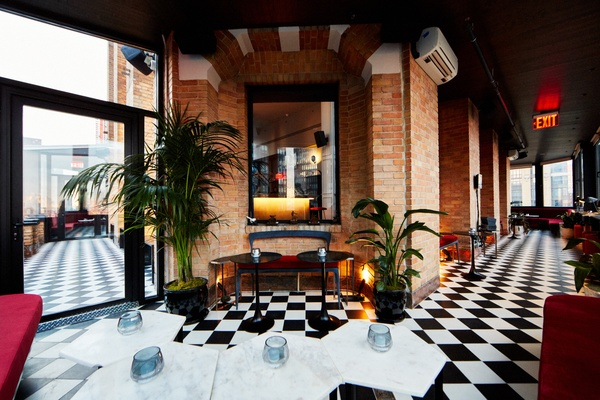 Photo of NYC / Tri-State event space venue Ophelia's West Greenhouse