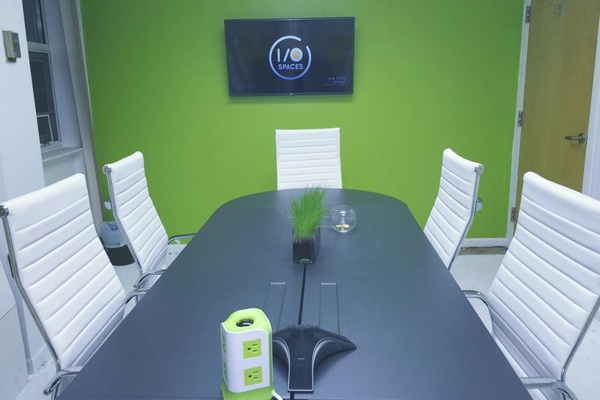 Photo of DC / MD / VA event space venue I/O Spaces's Green Conference Room