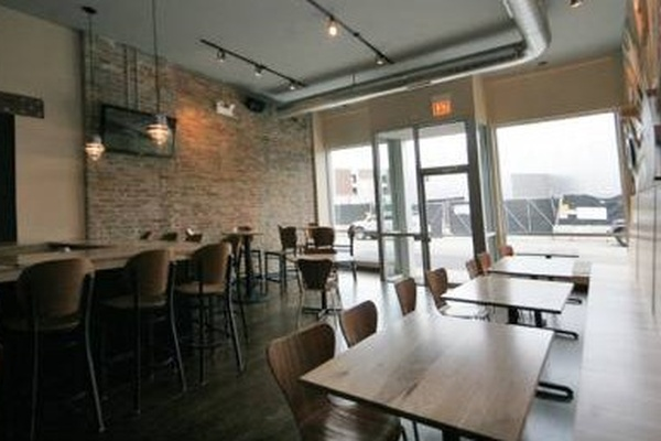 Photo of Chicago event space venue Burger Bar - Lincoln Park's Rear Dining Room