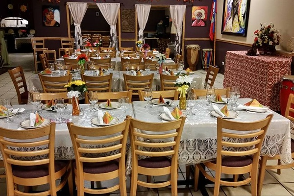 Photo of Chicago event space venue Kizin Creole Restaurant's Dining room
