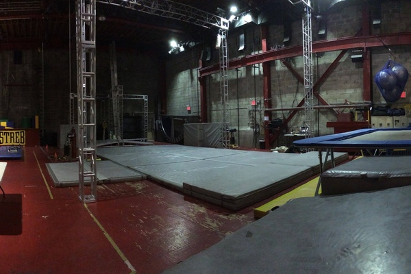 Photo of NYC / Tri-State event space venue SLAM - The STREB Lab for Action Mechanics's Main Space