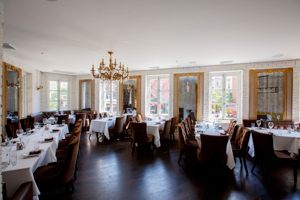 Photo of NYC / Tri-State event space venue Duet Restaurant's Barrow Room