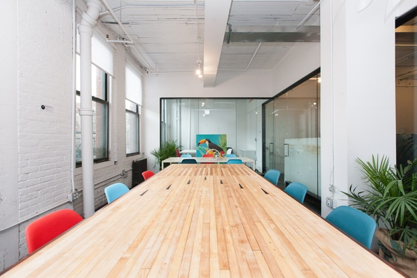 Photo of NYC / Tri-State event space venue Knotel - Houston's Cubit Conference Room
