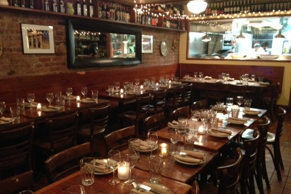 Photo of NYC / Tri-State event space venue Cacio e Vino's Full Restaurant Buy-Out