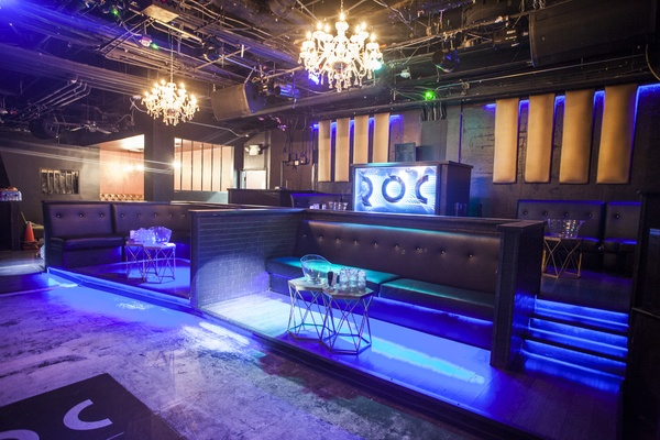 Photo of SF event space venue The Roc Bar & Nightclub 's The Club Level
