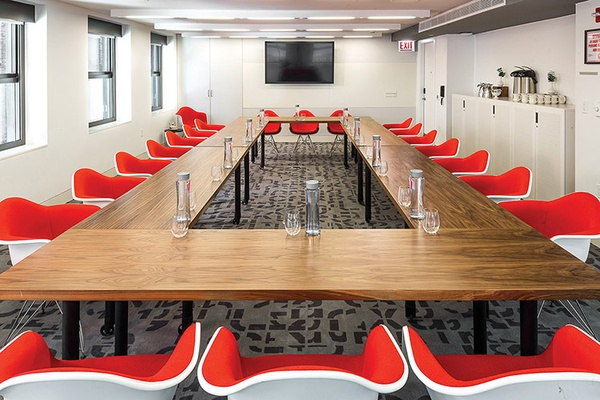 Photo of Chicago event space venue Virgin Hotel Chicago's The Sandbox