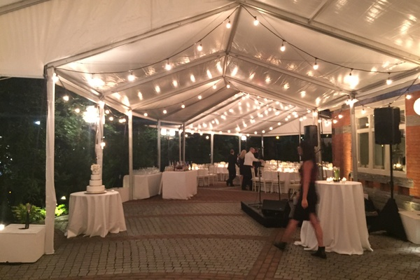 Photo of NYC / Tri-State event space venue Tavern on the Green's South Terrace-Atrium