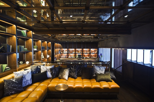 Photo of NYC / Tri-State event space venue Second Floor's Hidden Bar