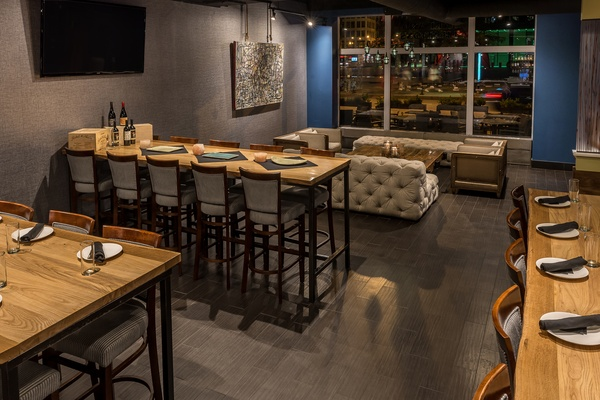 Photo of Chicago event space venue The Marq's Lounge