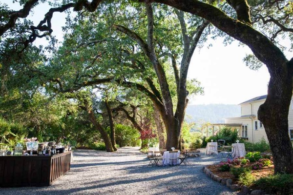Photo of San Francisco event space venue Annadel Estate Winery's Historic Ruins