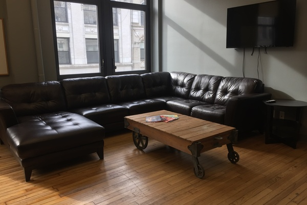Photo of NYC / Tri-State event space venue Voyager's Comfortable Chelsea Breakout Room