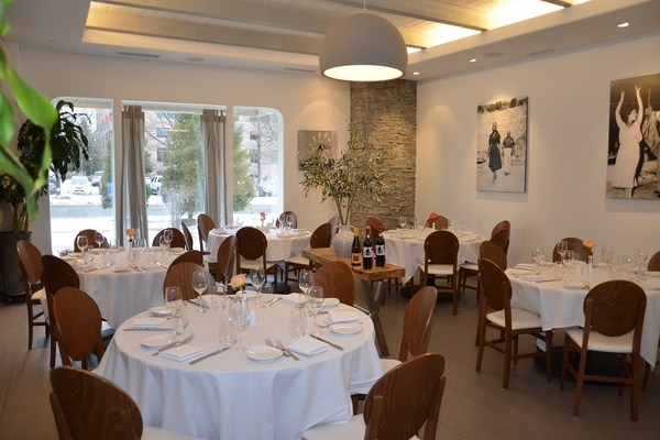 Photo of DC / MD / VA event space venue Nostos Restaurant's Melina Mercouri Room