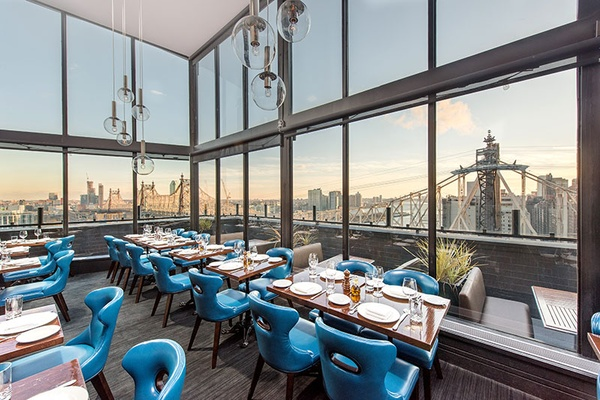 Photo of NYC / Tri-State event space venue Prime at the Bentley Hotel's Main Dining Room