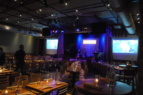 Photo of Chicago event space venue City Winery - Chicago's
