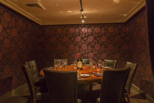 Photo of NYC / Tri-State event space venue Angus Club Steakhouse's Chef's Room