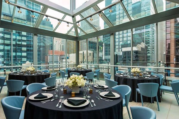 Photo of NYC / Tri-State event space venue LeGrande Lounge at The Time Hotel's Glass Pavilion