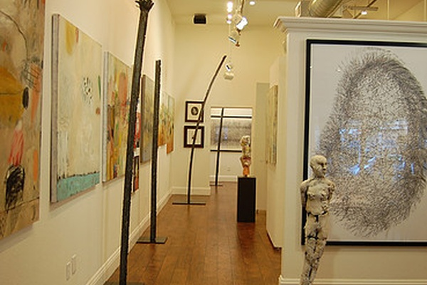 Photo of DC / MD / VA event space venue Room Art Gallery's Main Space