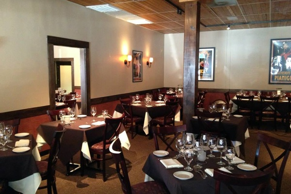 Photo of San Francisco event space venue Pastas Trattoria's Main Dining Room