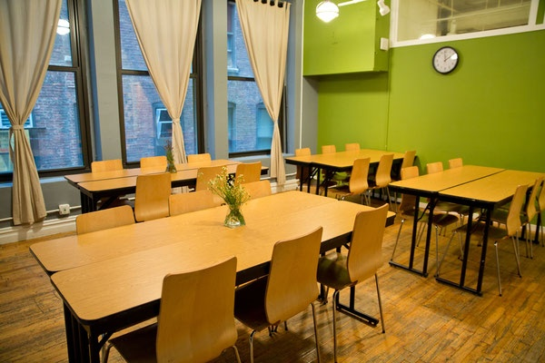 Photo of NYC / Tri-State event space venue Natural Gourmet Institute's Lecture Room
