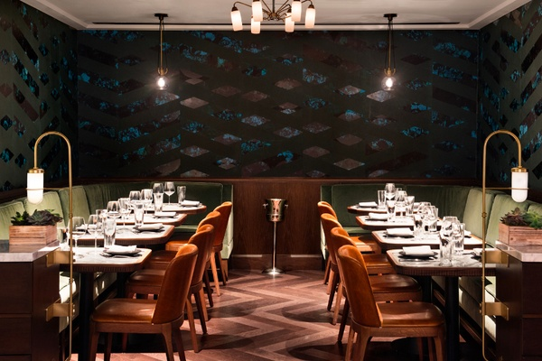 Photo of Chicago event space venue Steadfast's Private Dining Room