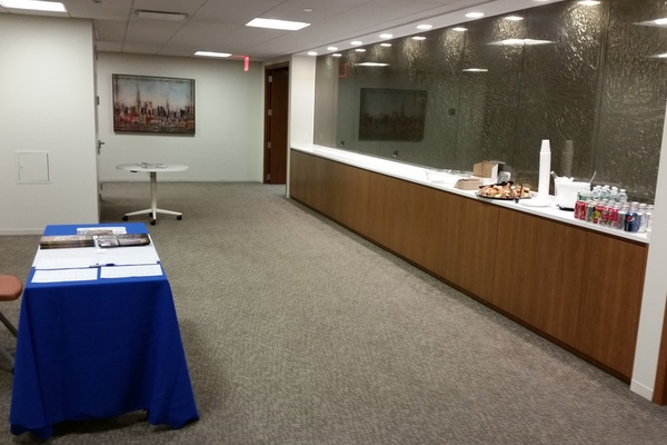 Photo of NYC / Tri-State event space venue NYSSCPA's Large Conference Room with A/V, WiFi, Flexible Layout