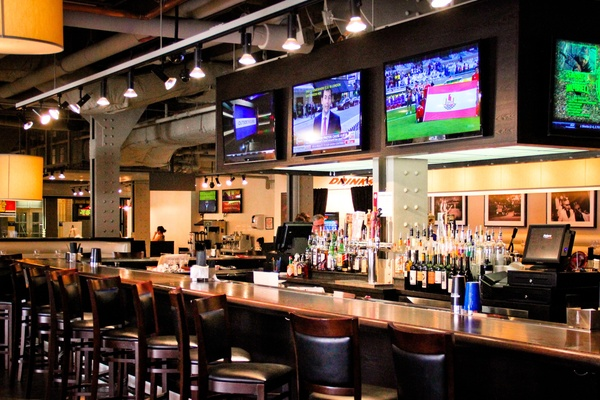 Photo of Chicago event space venue Ovie Bar & Grill's Ovie Restaurant