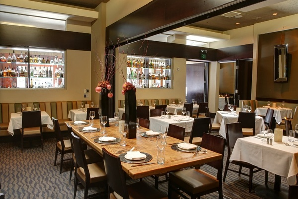 Photo of San Francisco event space venue Piacere Restaurant's Main Dining Room